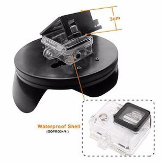 Jual Version 2 0   6  Dome Port for GoPro Hero 3 3  4 with WP Housing  Hood Murah