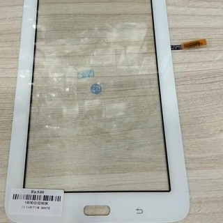 ◘ TOUCHSCREEN SAMSUNG TAB 3V 3G T116 TS LAYAR SENTUH HP SCREEN 3 V ORI digitizer kaca original