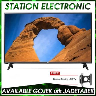 LG 32LK500 LED TV 32 Inch 2018 series - GOJEK + Bracket TV