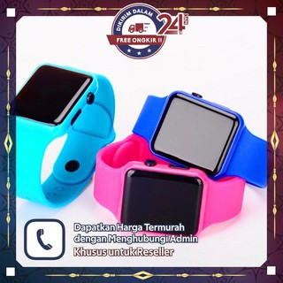 ELBER J138 JAM TANGAN LED DIGITAL FASHION KISD & TEENAGER (REMAJA) DISPLAY WATCH ELEKTRONIK  IMPORT