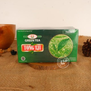 Tong Tji Green Tea / Teh Hijau ( 25 Tea Bag / Teh Celup )