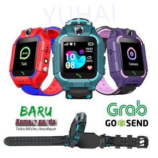 [✅COD] imoo Z6 Q12 Anti Air Kids Smart Watch Anak SOS LBS Jam Tangan Pintar Menonton