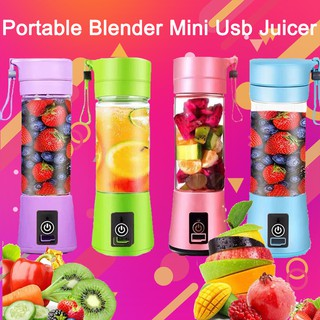 Juice cup blender mini portable/USB blender juicer/Alat pembuat jus
