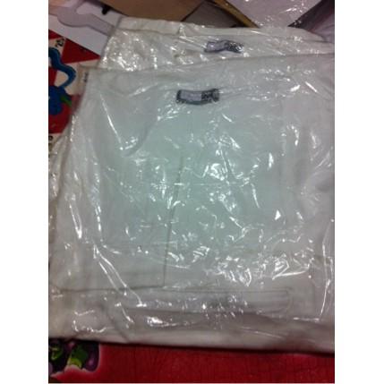 baju dalam kaos dalam haji lengan panjang oblong / perlengkapan haji