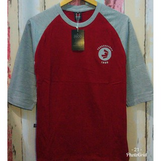Kaos raglan 3secon (21)