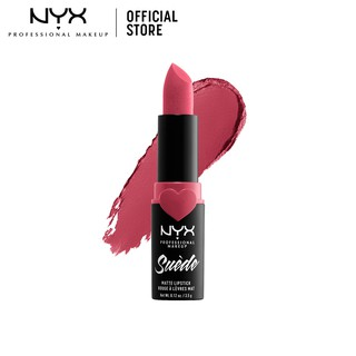 NYX Professional MakeUp Suede Matte Lipstick Make Up