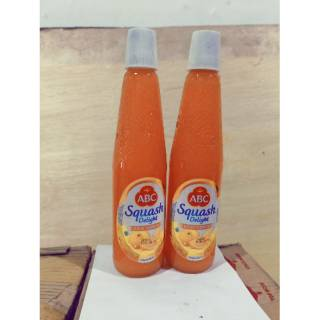 ABC HEINZ SIRUP Squash Orange 525ml