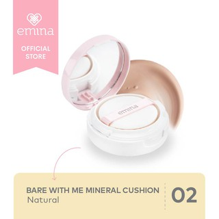 Emina Bare With Me Mineral Cushion #1