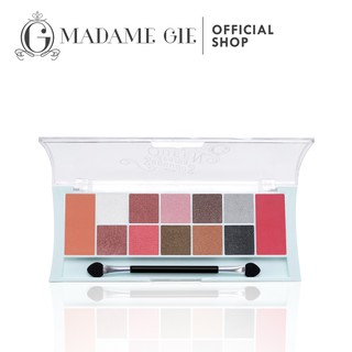 Madame Gie Eyeshadow Sensous Drama Queen - MakeUp