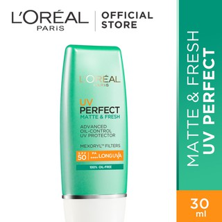 L'Oreal Paris UV Perfect Sunscreen Skin Care SPF 50 / PA ++++ - 30ml