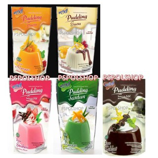 Nutrijell Puding Susu & Puding Santan All Variant