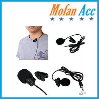 Microphone With Clip For Smartphone / Laptop / Tablet PC 3.5 Mm