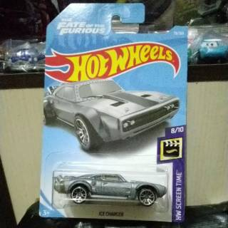 Hotwheels ice charger fast and furious