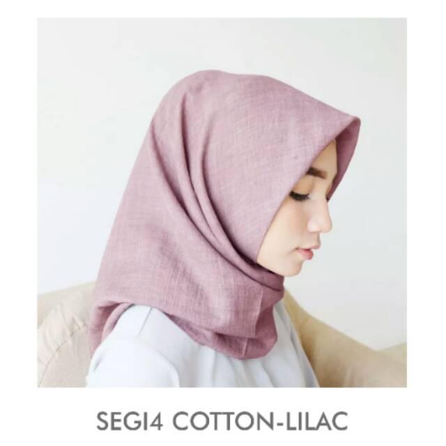 Segi4 Cotton by Vanilla Hijab / Cotton Voal