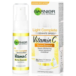 Garnier Light Complete WhiteSpeed Vitamin C Super Essence