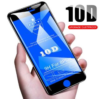 10D Full Cover Film Tempered Glass iPhone 11 Pro 6 6S 7 8 Plus X XR XS Max Screen Protector