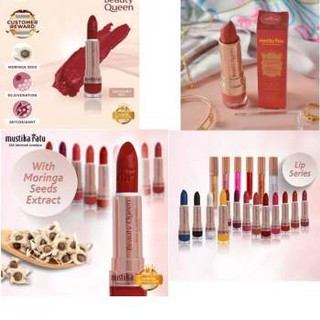 mustika ratu beauty queen lipstik matte