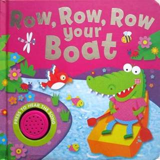 Sound Book Row Row Your Boat