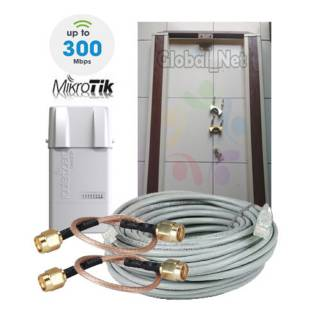 Paket Hostpot RT RW Net 3km 50 User MIMO RNet