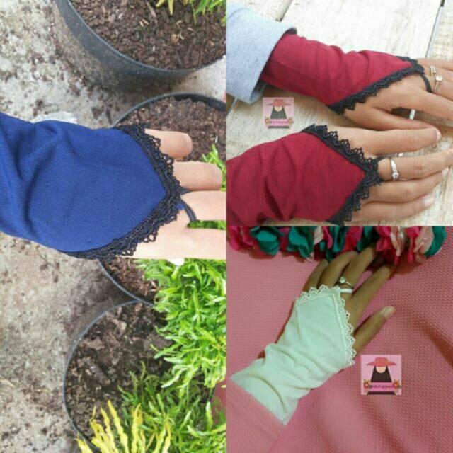 handsock/manset tangan/kaos tangan Ring Plain