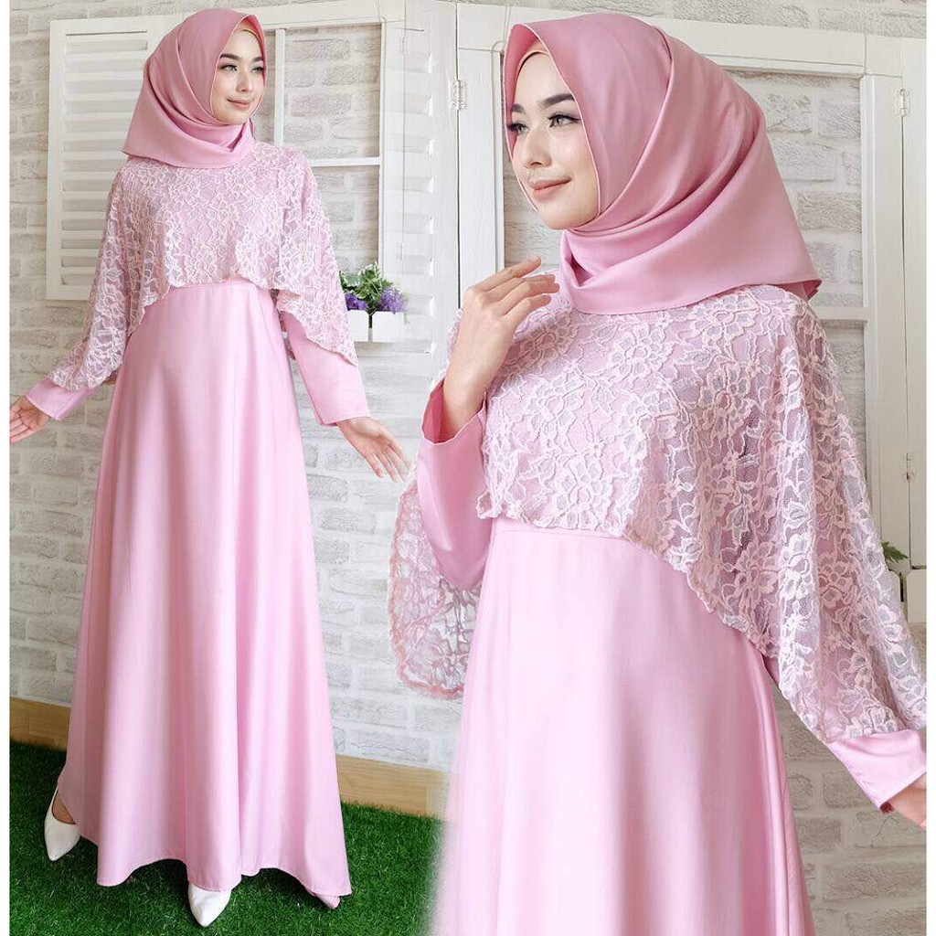 117908 NEW OLIVIA SOFT PINK REALPIC GAMIS KAVA STORE