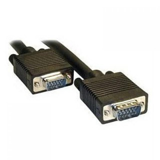 Kabel VGA Male to Male 15 Pin For LCD Monitor / Projector 1.5m