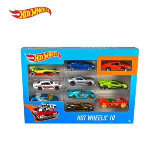 Hot Wheels 10 Car pack - Mainan Mobil Balap