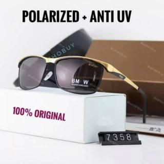 Original Kacamata Polarized l Polaroid Anti silau UV BMW 735
