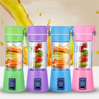 JUICER BLENDER PORTABLE USB & Rechargeable - SHAKE N GO TERMURAH !!