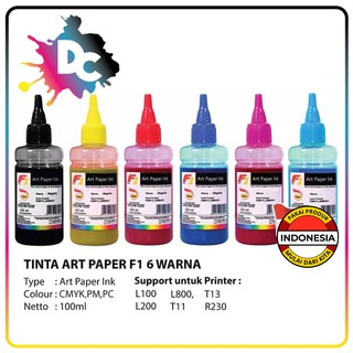 Tinta F1 Art Paper Epson 100ml