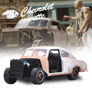 Diecast Mobil Fast and Furious F8 1951 Skala 1: 32 Bahan Metal Alloy