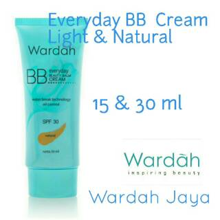 Wardah Everyday BB Cream 15 & 30 ml