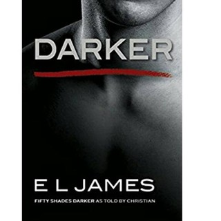 GJ#024 Darker : Fifty Shades Darker as Told by Christian (Fifty Shades of Grey) ..ready