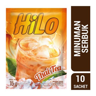 HiLo Thai Tea 15 gr 10's