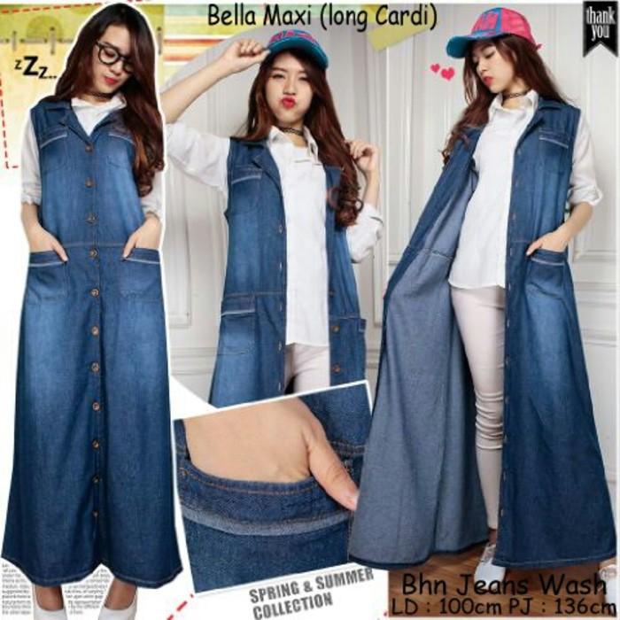Bella Maxi bhn jeans wash fit to XL
