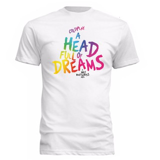 Kaos Coldplay A Head Full of Dreams