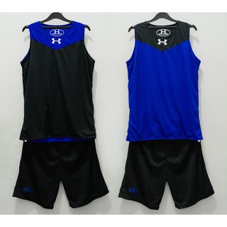 Training Jersey Basket Under Armour (reversible)