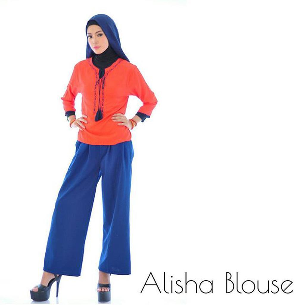 Alisha Blouse