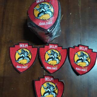 Badge IKS.PI kera sakti