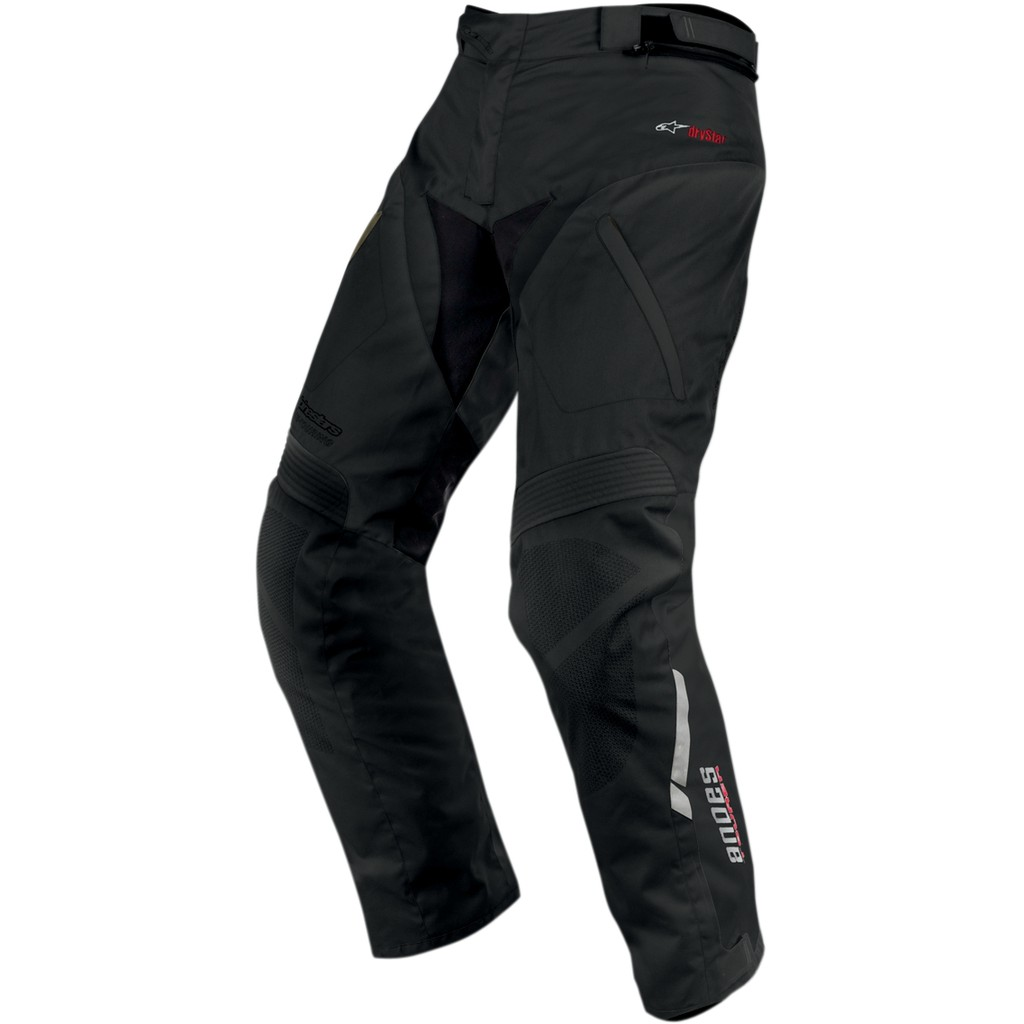 Alpinestars Andes Drystar PANTS Short Celana touring 3227614 – Black