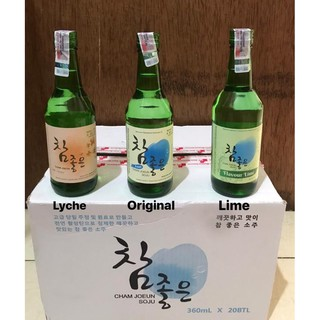 [READY STOCK] Soju Cham Joeun 7Days Sevendays 100% Original Asli Murah