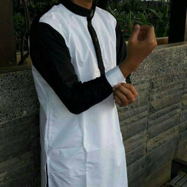 baju online  Gamis Ikhwan