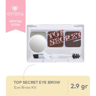 Emina Top Secret Eyebrow 2.9 g