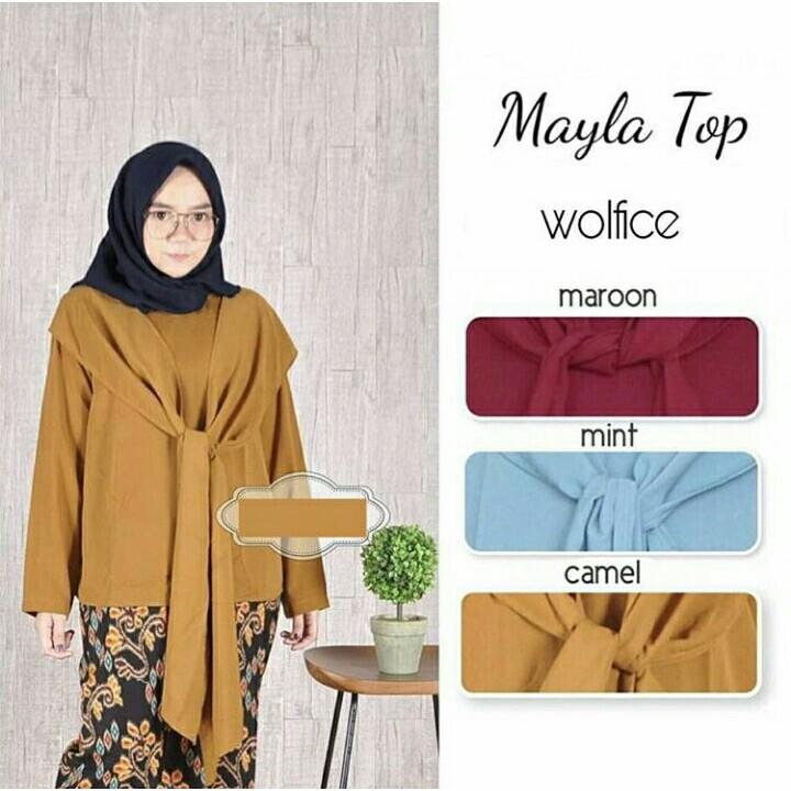 mayla top