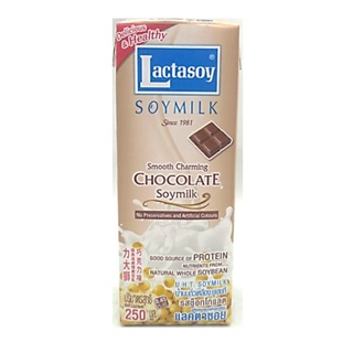 Lactasoy Chocolate 250ml