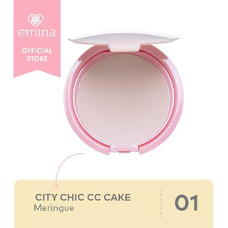 Emina City Chic CC Cake 12 g