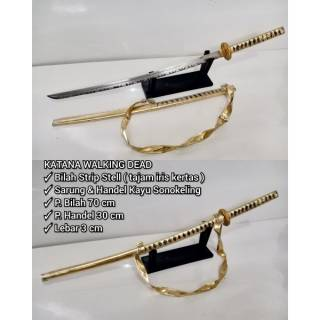 PEDANG SAMURAI KATANA WALKING DEAD KW ALL VARIAN