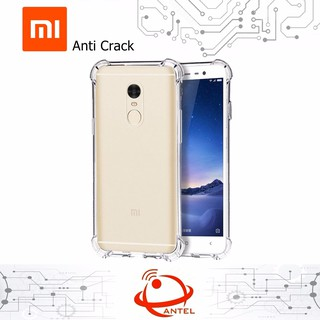 Anti Crack Anti Shock For Xiaomi Redmi 4A /4X / Note 5A / TPU Transparan Case Casing Softcase