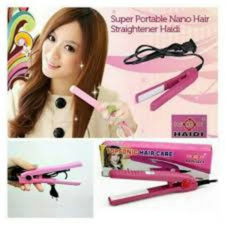 PROMO CATOKAN RAMBUT MINI HAIDI TOPSONIC HAIR CARE HD768 BLOW CATOK SISIR BLOW HAIR DRYER SISIR