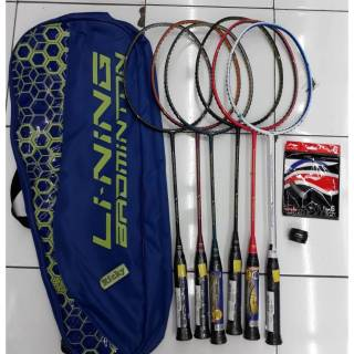 RAKET BADMINTON LINING SS 99 PLUS - NEW MODEL - ORIGINAL - LINING SUPER SERIES 99 PLUS NEW